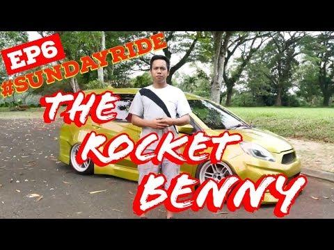 SUNDAYRIDE // #Rocketbenny MPV // Honda Mobilio