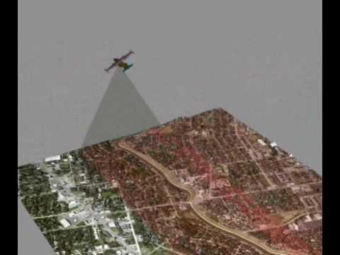 Terrapoint Aerial Services - LiDAR Flight Simulation
