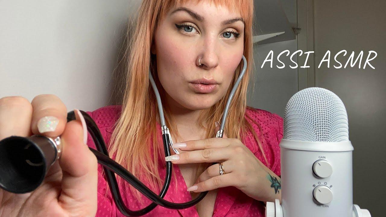 ASMR Suomi/Kevyt kesämeikki - YouTube