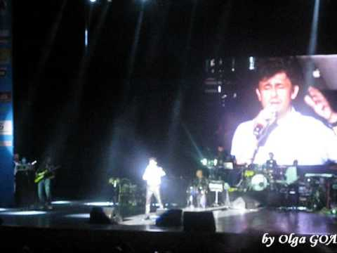 Sonu Nigam's Concert - Moscow, Russia - 10 August 2013 (part 3)