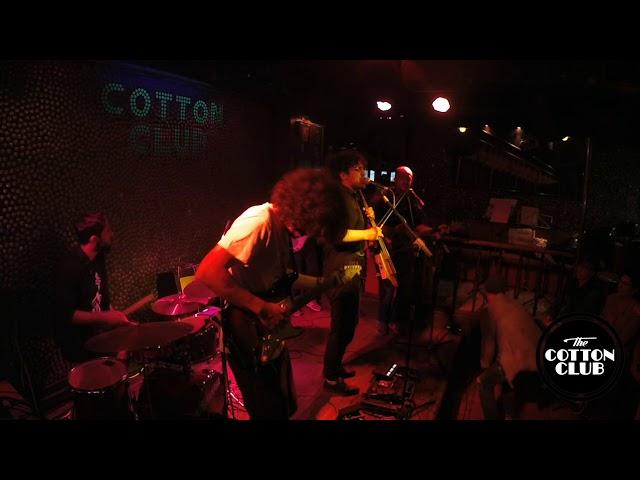 El Chelista en directo en Cotton Club Bilbao  While my guitar gently weeps