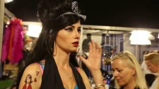 Mária Čírová ako Amy Winehouse / backstage video
