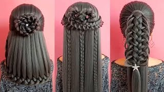 Top 50 Amazing Hair Transformations | Beautiful Hairstyles Compilation 2018 | PQ Hairstyles