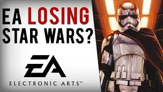 Disney Wants To Cancel Ea Star Wars License! Ubisoft Or Activision May Take Over & Replace Them...