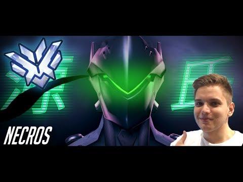 [오버워치] 핵인가 프로인가? 네크로스(Necros) 경쟁전 시즌21 하이라이트
