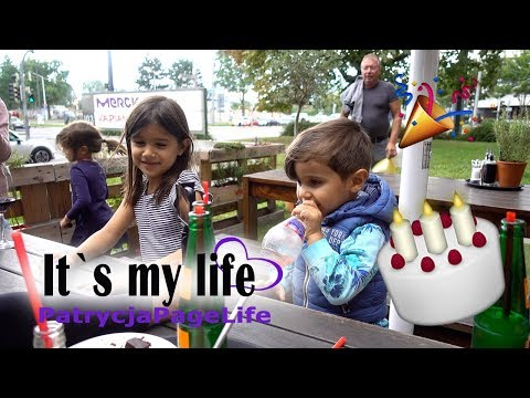 Happy Birthday Can (3) / Plan B Feier - It's my life #964 | PatrycjaPageLife