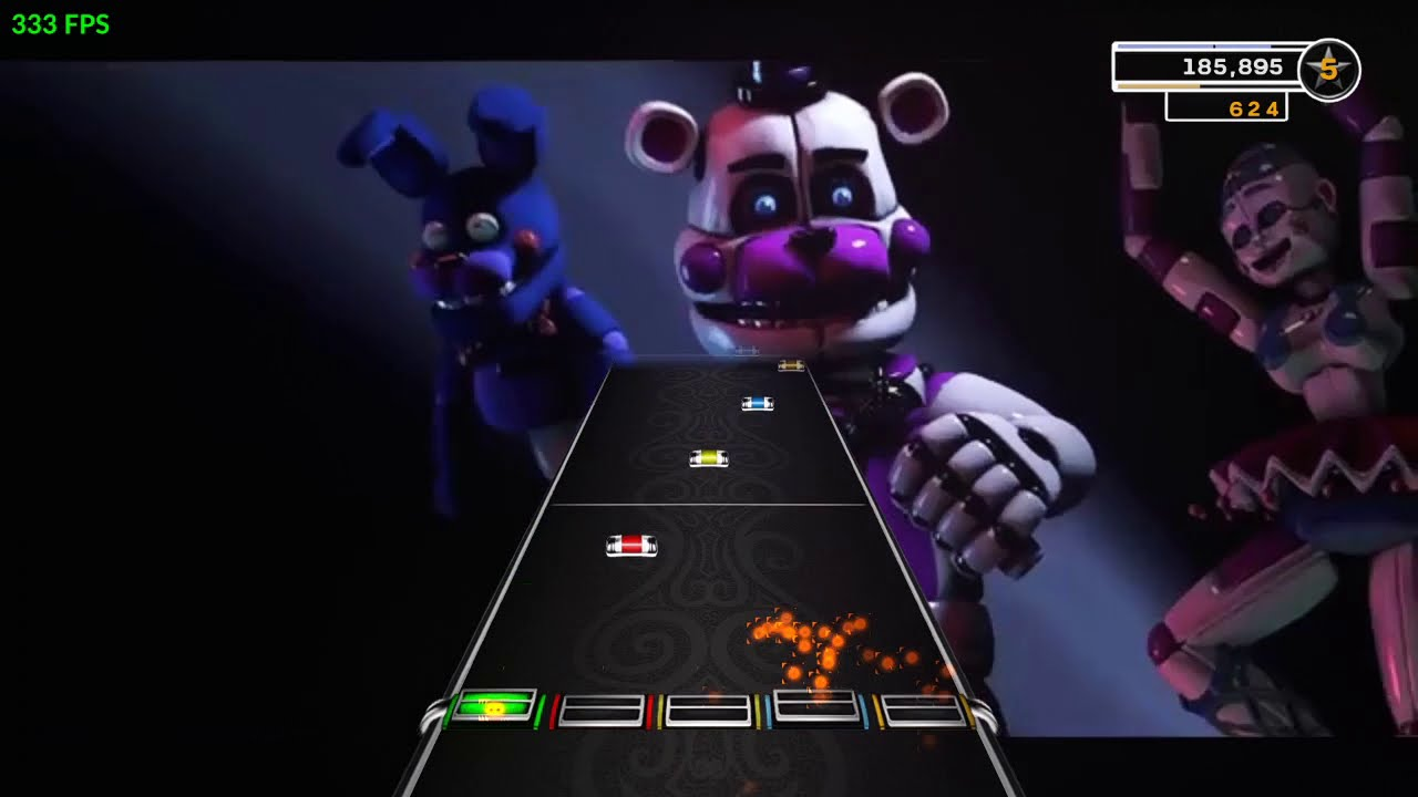 Clone Hero - Join us for a bite / FNAF SONG by JT Music ...