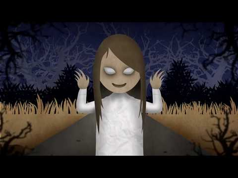 SERANGAN HANTU HUTAN ANGKER  -  Kartun Hantu, Animasi Kartun Lucu  | Rizky Riplay