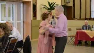 Рубиновую свадьбу отметили супруги из Холмска