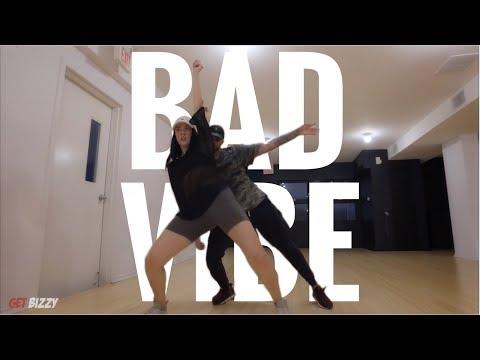 M.O x Lotto Boyzz x Mr Eazi - Bad Vibe | Dance Video | @Bizzyboom choreography