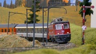 Modellbahn Spur 0 - WEA Winterthurer Eisenbahn Amateure