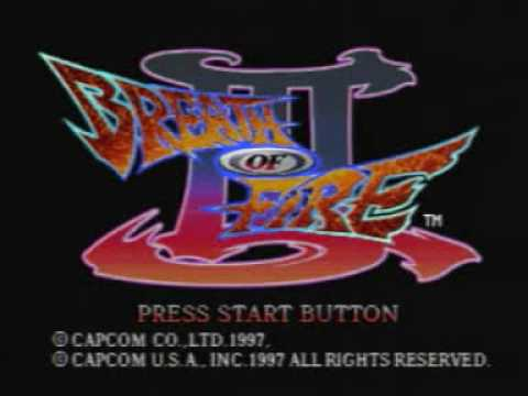 Breath of Fire III - Fighting Man