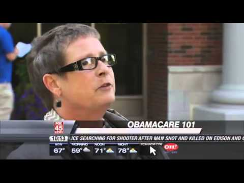"""How To Sign Up For """"Obamacare"""""""