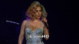 Lady Gaga - Joanne World Tour - live in Barcelona Palau Sant Jordi ...