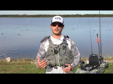 NRS Chinook Fishing Life Jacket - PFD