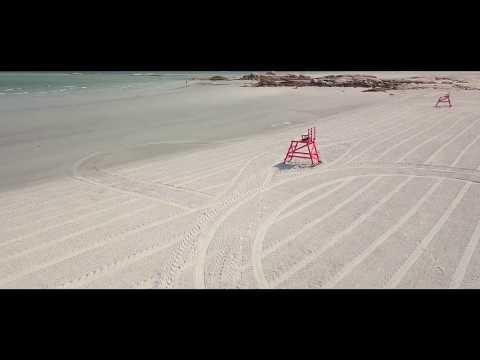 Tournage Drone à Gloucester et Good Harbour Beach