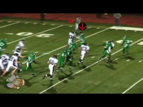 Chris White Football Highlight Reel