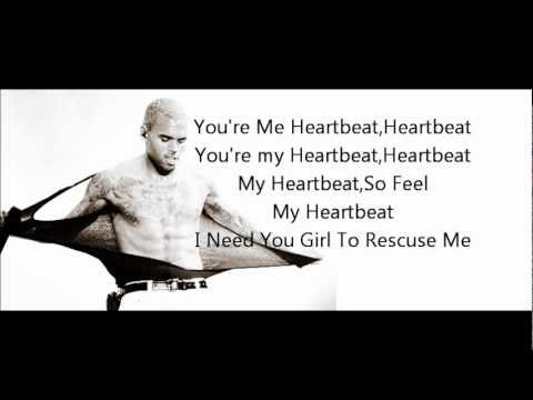 Chris Brown - Heartbeat Lyrics