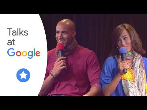 Boris Kodjoe & Nicole Ari Parker  Talks at Google