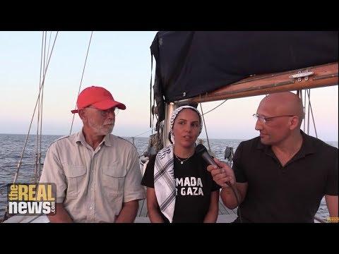 Dimitri Lascaris Reporting From the Gaza Freedom Flotilla