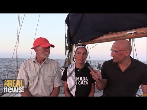Dimitri Lascaris Reporting From the Gaza Freedom Flotilla