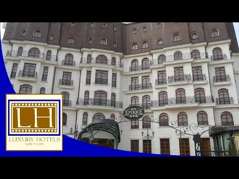 Luxury Hotels - Epoque Hotel - Bucharest