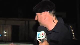 Operativo policial en Barrio Santa Rosa