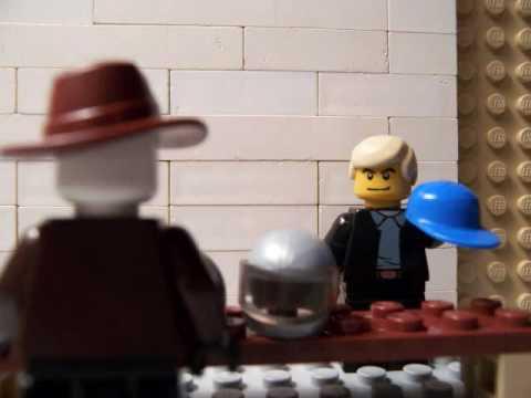 """Lego Watchmen: """"Rorscach"""