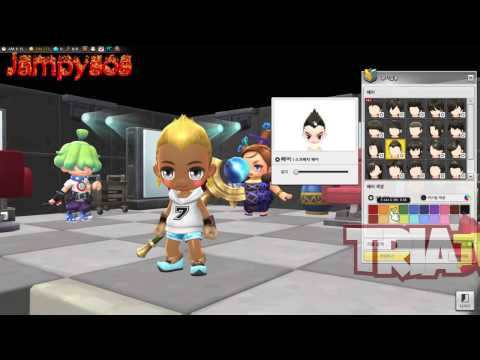 KMS MS2 All Hair Styles Video