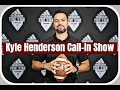 Alabama Crimson Tide football call-in show with Kyle Henderson