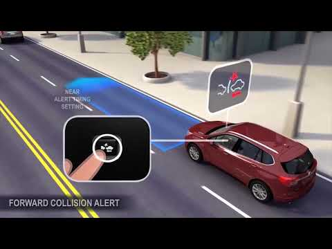2018 Chevy Traverse Safety Features and Drive Modes
