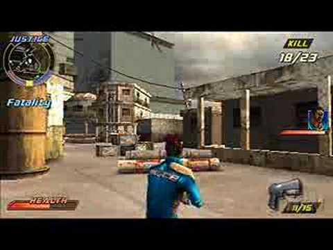 Pursuit Force: Extreme Justice gameplay (PSP) - YouTube