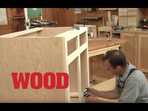 How To Make and Install Cabinet Doors - WOOD magazine