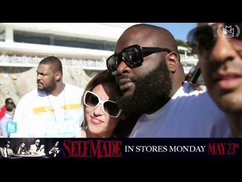 RICK ROSS CANNES FILM FESTIVAL EXPERIENCE