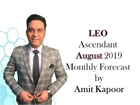 Repeat Leo - Monthly Astro- Predictions for-August - 2019 Analysis