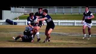 TAS (The Armidale School) Opens Rugby 2013