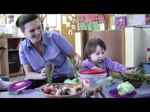 Connecting with Practice Series - Engaging with babies and toddlers