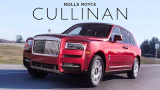 The Rolls-Royce SUV - 2019 Cullinan