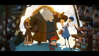 Клаус 2019 новый замечательный рождественский мультфильм для семейного просмотра