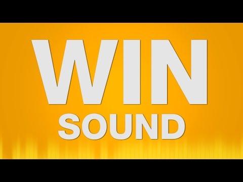 You Win (2) SOUND EFFECT - Winning Geld gewinnen SOUND