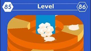 Hoop smash gameplay levels