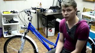 forward azure 2.0 Женский велосипед 2016г