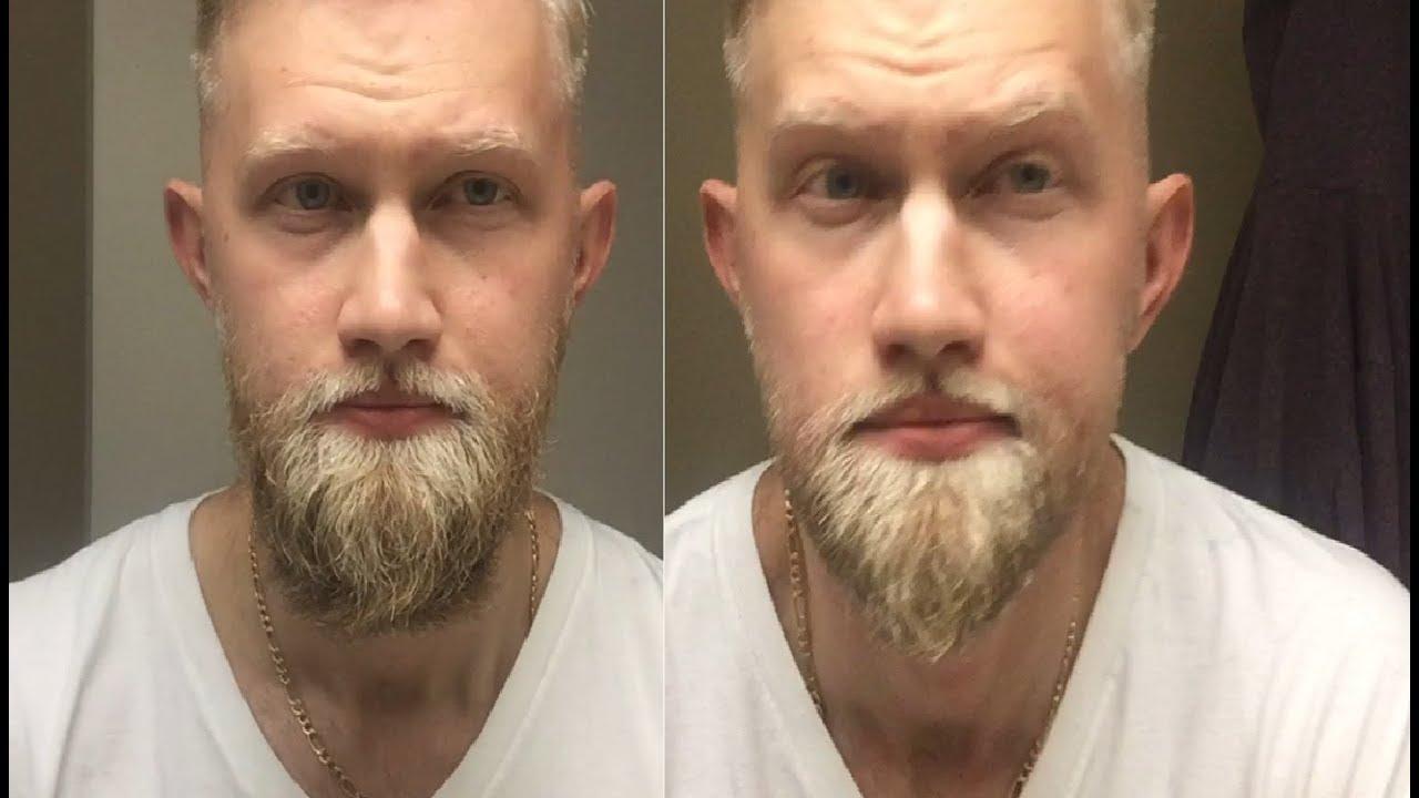 Hair Style With Beard: VANDYKE STYLE, Propper Beard CLEAN UP!
