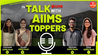 Top Tips to Crack NEET/AIIMS | AIIMS Topper Study Tips to Crack NEET | Vedantu Biotonic
