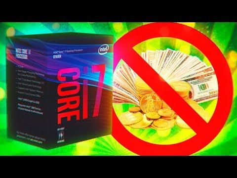 4 причины НЕ ПОКУПАТЬ Intel Coffee Lake 🔥💰