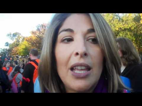Naomi Klein on Occupy Wall Street and Rebuilding a Green Economy