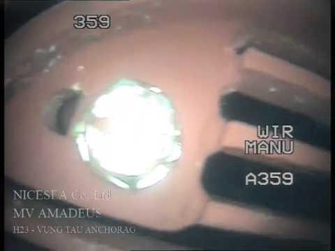 MV AMADEUS - Underwater Inspection 05 11 2016