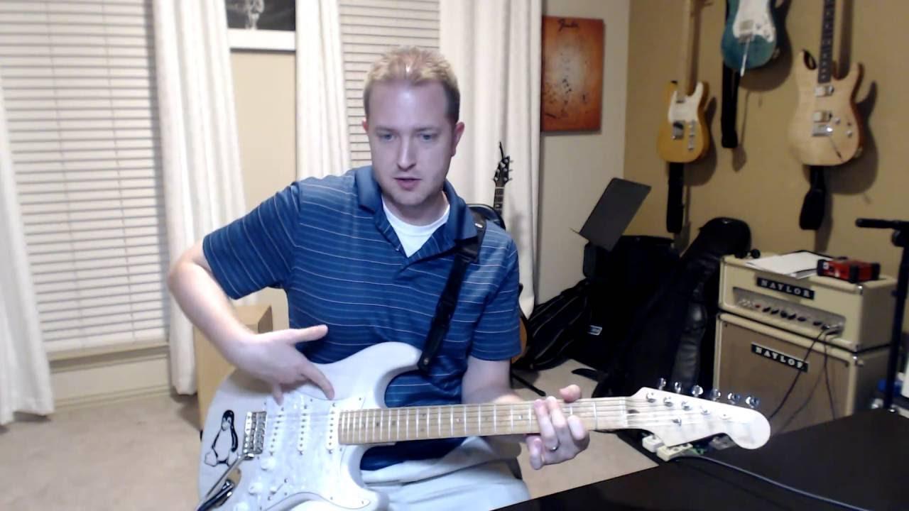 Custom Strat Wiring Youtube Dimarzio Hsh Guitar Diagram The Blog