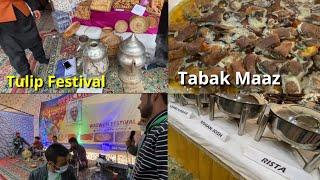 Tulip Festival 2021 - Musical Event - Wazwaan Festival - Kashmiri Food , Art  and Etc Tulip Garden