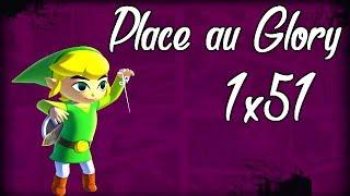 Smash4 Wii U | 1X51 Place au Glory (Link Cartoon)